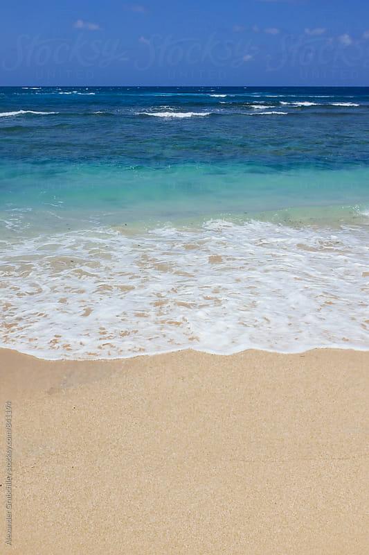 Ocean Beach by Alexander Grabchilev for Stocksy United