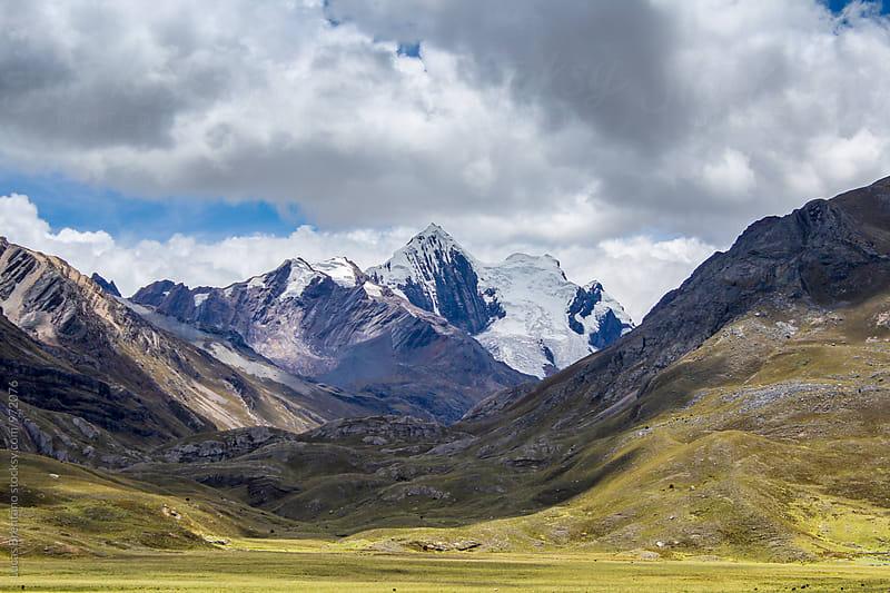 Huascarán National Park, Peru by Lucas Brentano for Stocksy United