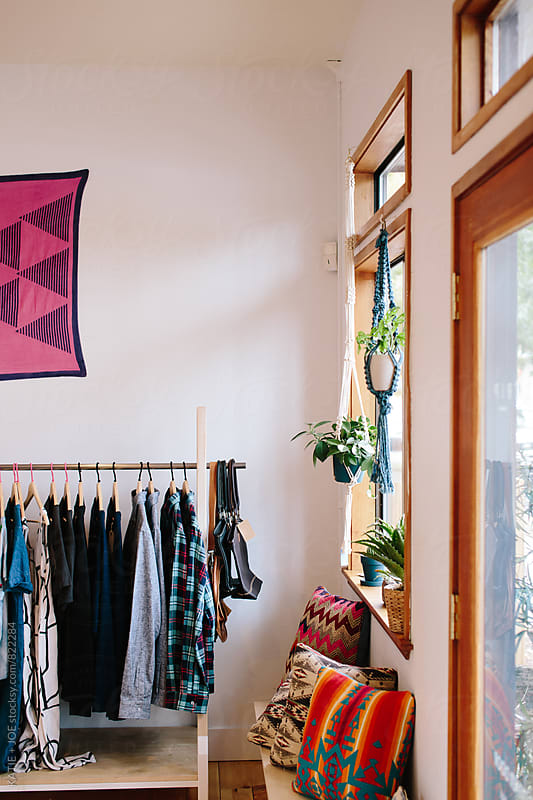 Bright, Trendy Shop by KATIE + JOE for Stocksy United