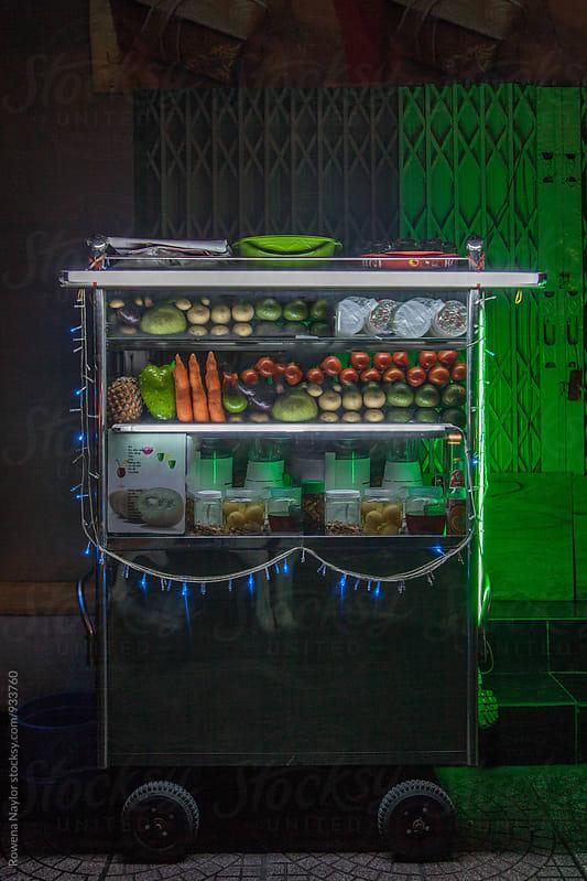 Vietnamese street food by Rowena Naylor for Stocksy United