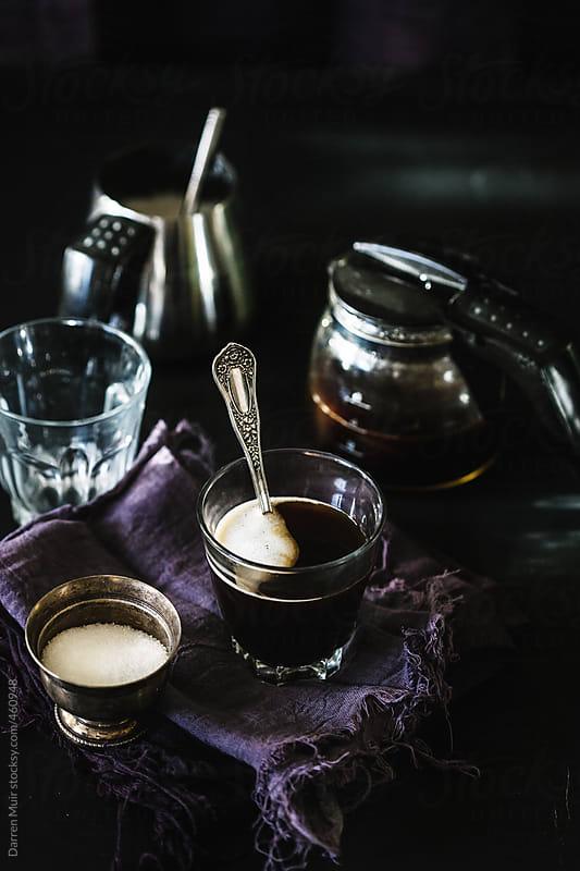 Morning coffee. by Darren Muir for Stocksy United