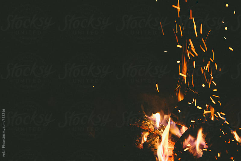 Campfire by Anjali Pinto for Stocksy United