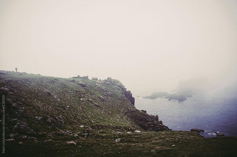 Foggy Coast by Matt Lief Anderson for Stocksy United