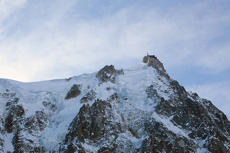 Alps   by Luca Pierro for Stocksy United