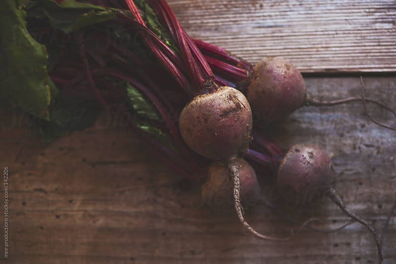 Winter vegetables still life. by mee productions for Stocksy United