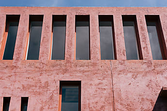 Detail Of Contemporary Building | Stocksy United