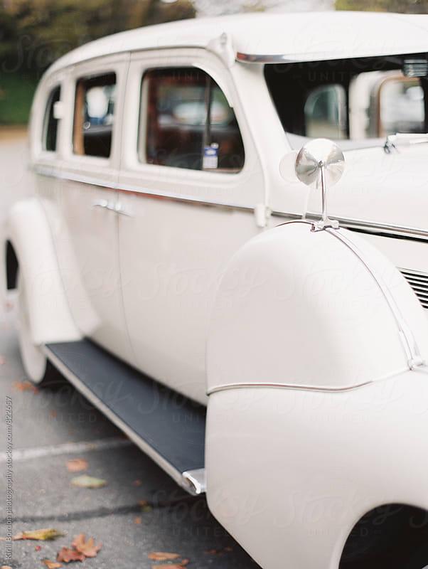 Cadillac by Kirill Bordon photography for Stocksy United