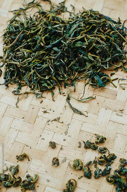 Handmade organic tea by Artem Zhushman for Stocksy United