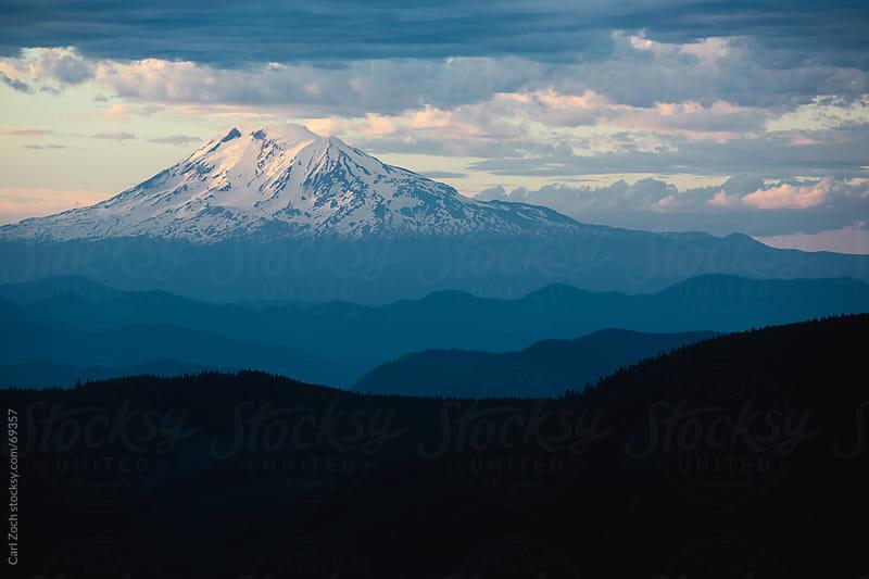 Mt Adams by Carl Zoch for Stocksy United
