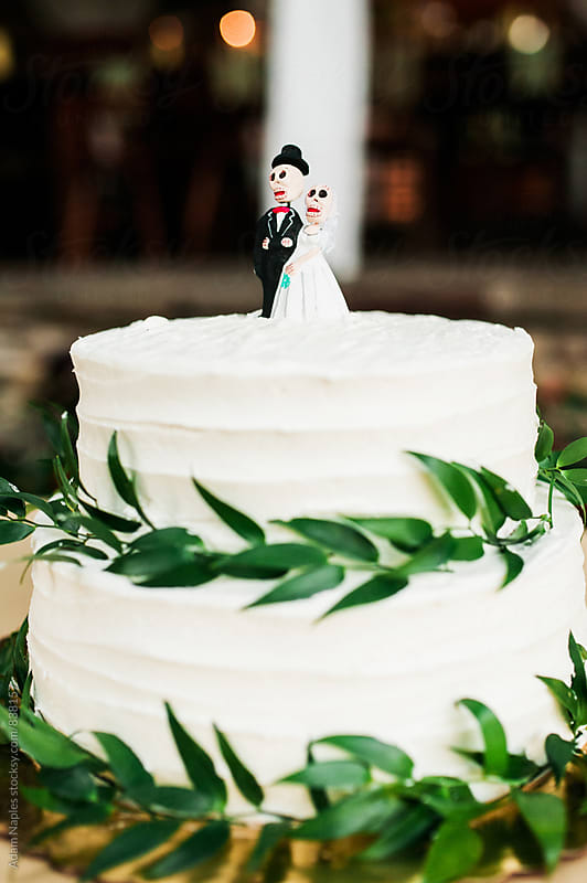 Wedding Cake by Adam Naples for Stocksy United