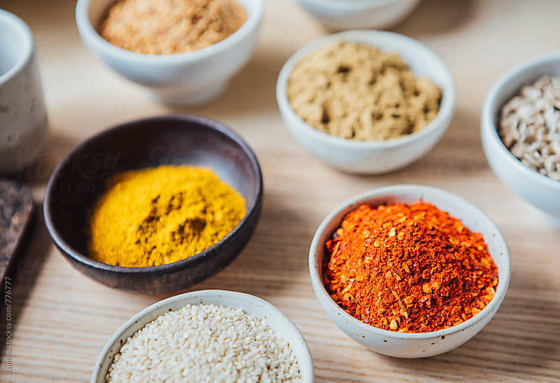 Spices by Lumina for Stocksy United