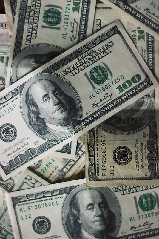 Money close up by Jovana Rikalo for Stocksy United