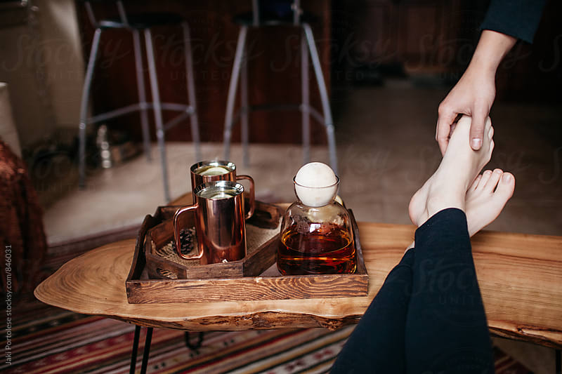Hot Toddy by Jaki Portolese for Stocksy United