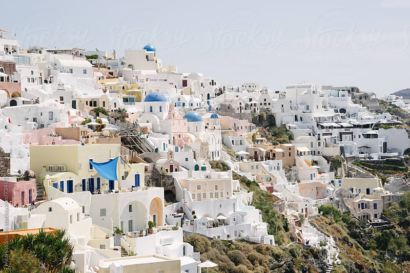 Santorini, Oia by MaaHoo Studio for Stocksy United