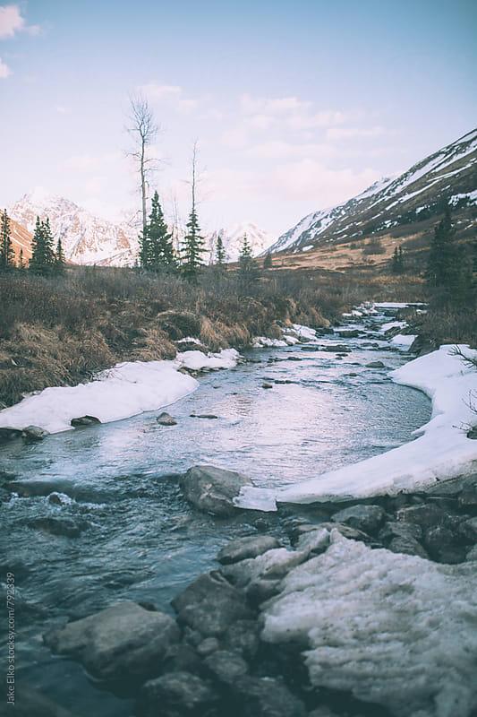 South Fork Trail 4 by Jake Elko for Stocksy United