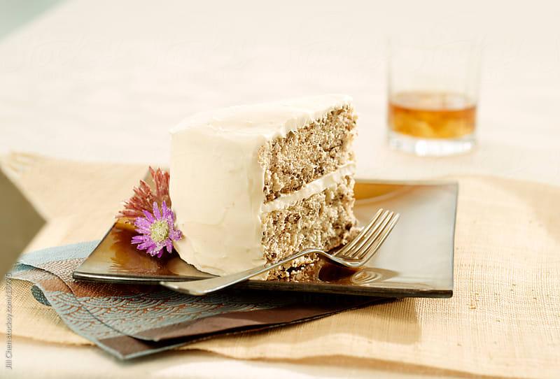 Walnut Cake by Jill Chen for Stocksy United