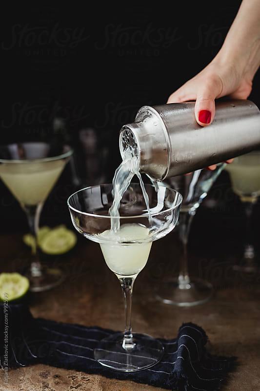 Classic daiquiri cocktail by Tatjana Zlatkovic for Stocksy United