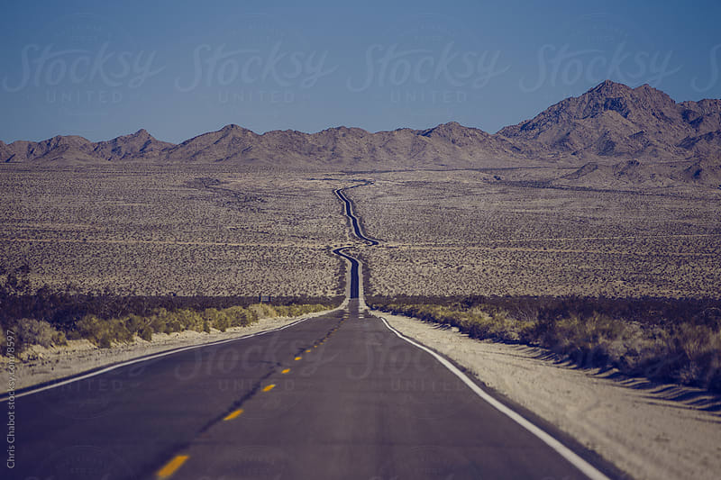 The Open Road by Chris Chabot for Stocksy United