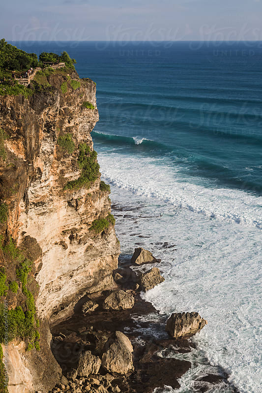 Amazing Seascape in Indonesia by Mauro Grigollo for Stocksy United