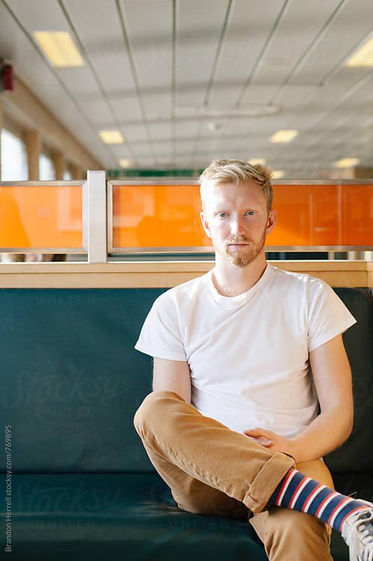 Kristian. by Brandon Herrell for Stocksy United