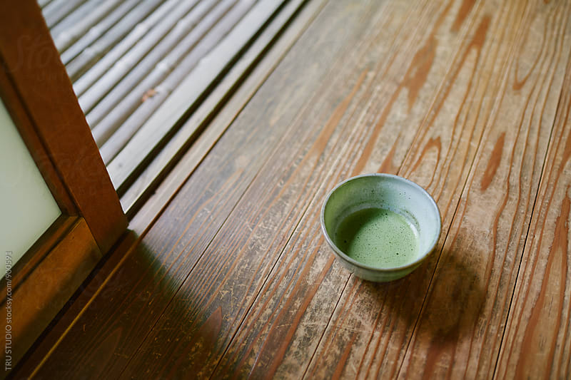 Matcha Green Tea in Japan by TRU STUDIO for Stocksy United