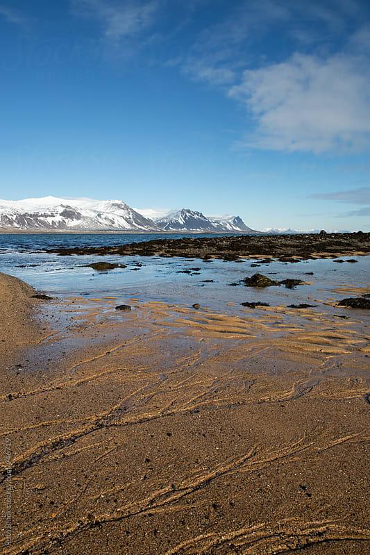 Budir Beach in Iceland by Ruth Black for Stocksy United