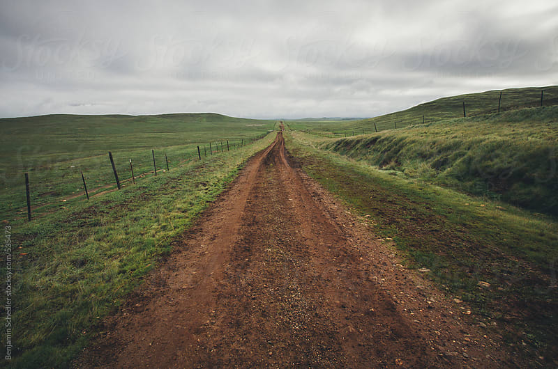 Rural Road by Benjamin Schedler for Stocksy United