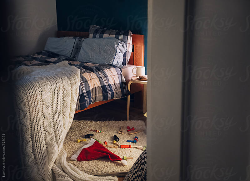 Boy's Bedroom by Lumina for Stocksy United
