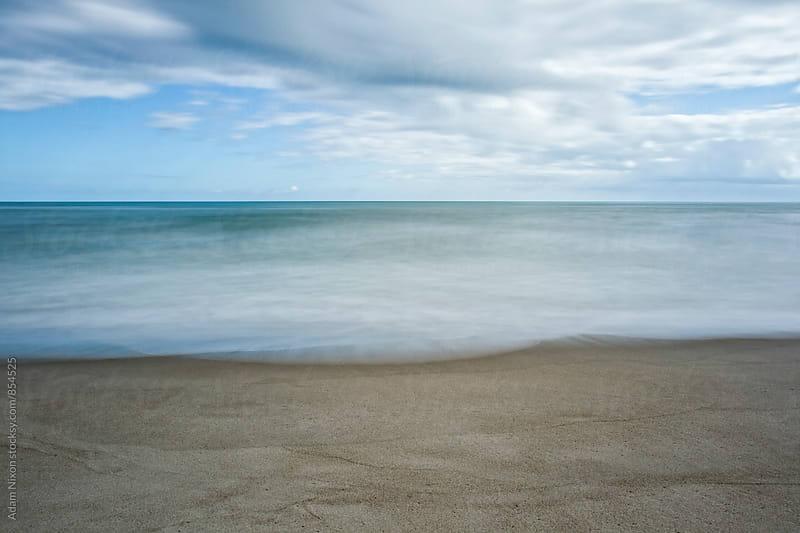 Florida Beach, background by Adam Nixon for Stocksy United