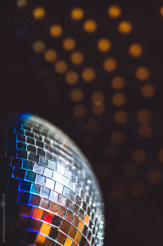 Disco ball vintage by Juri Pozzi for Stocksy United