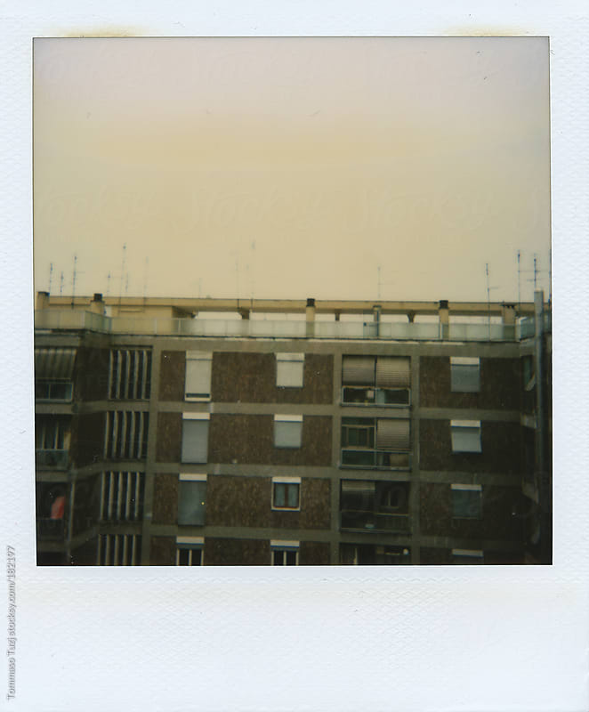 Polaroid by Tommaso Tuzj for Stocksy United