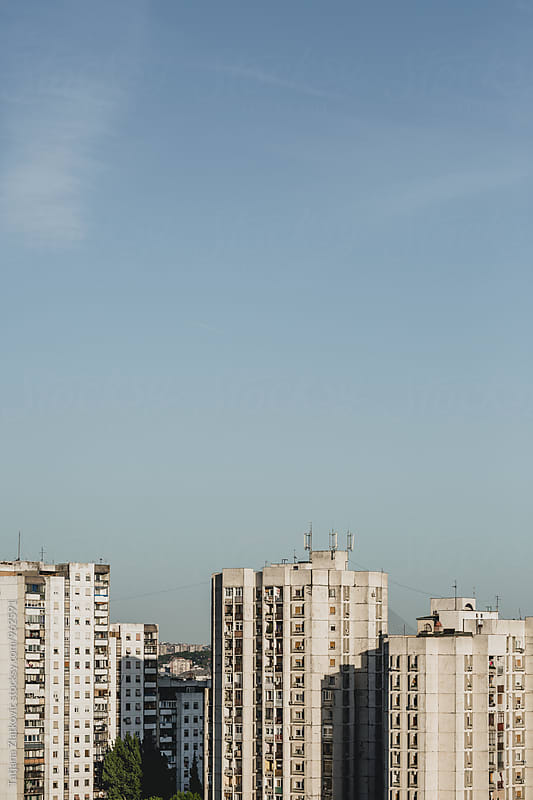 Buildings by Tatjana Ristanic for Stocksy United