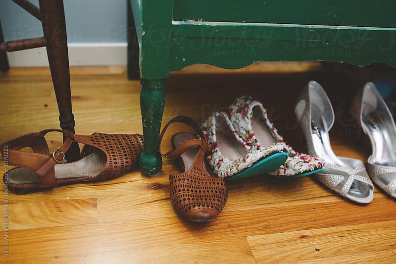 Footwear by Nate & Amanda Howard for Stocksy United