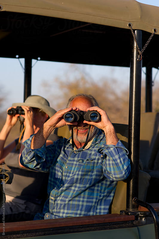 Game Viewing by Bruce Meissner for Stocksy United