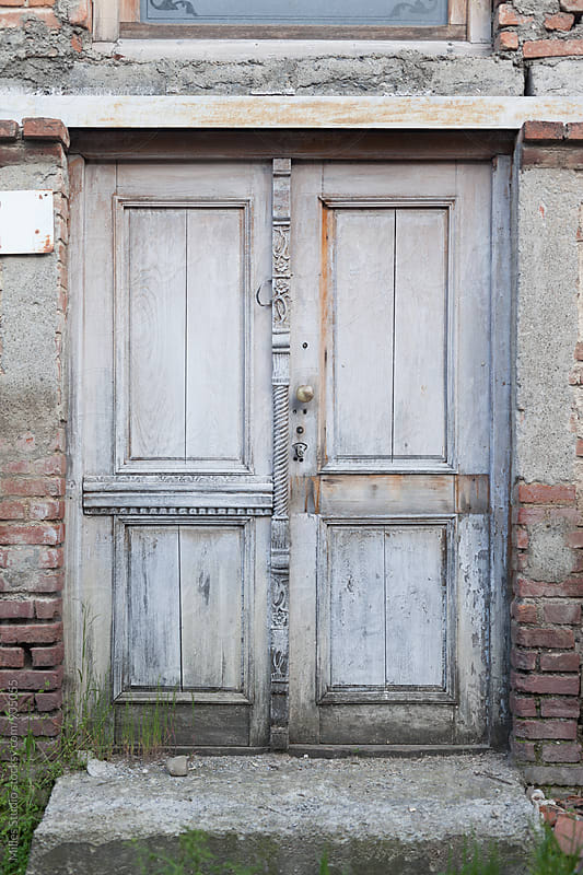 Old door by Milles Studio for Stocksy United