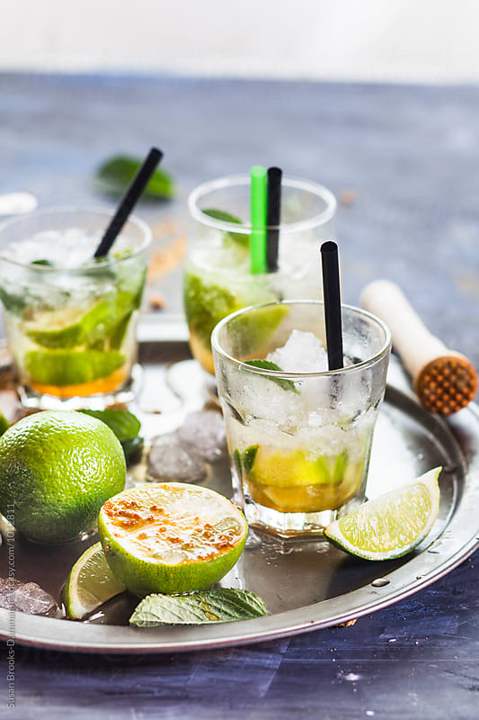 Virgin Caipirinha by Susan Brooks-Dammann for Stocksy United