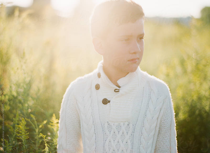 The Fisherman Sweater by Marta Locklear for Stocksy United