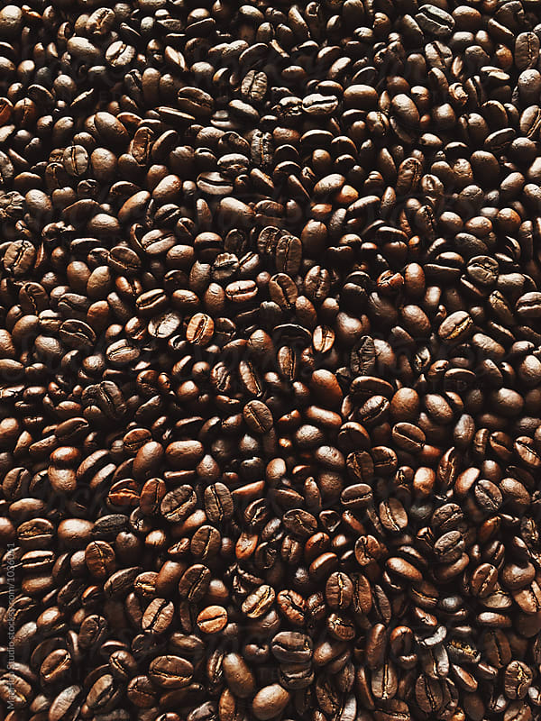 Coffee beans by Maa Hoo for Stocksy United
