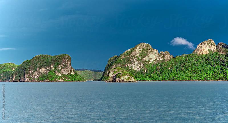 Thailand Coastline by WAA for Stocksy United