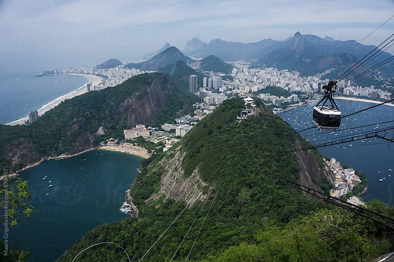 Pão de Açúcar. Rio de Janeiro, Brazil by Mauro Grigollo for Stocksy United