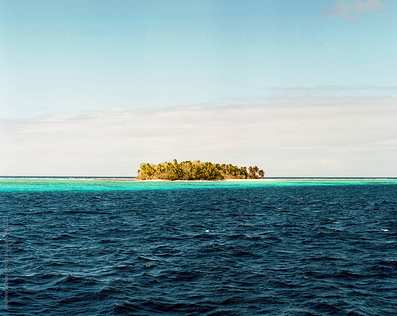 island by Andrew Schoener for Stocksy United