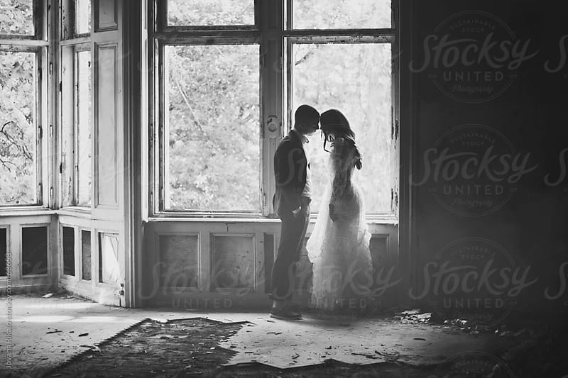 Beautiful happy couple by Jovana Rikalo for Stocksy United