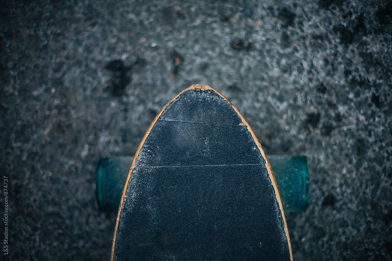 Longboard by L&S Studios for Stocksy United