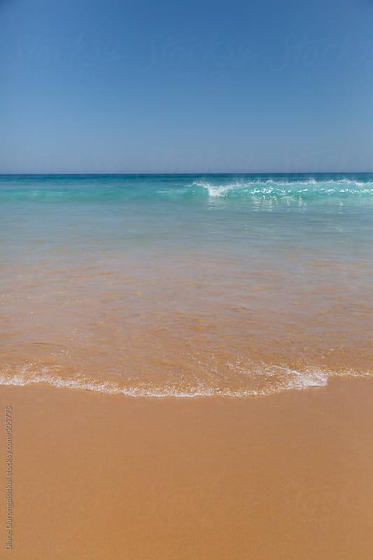 Empty Beach by Diane Durongpisitkul for Stocksy United