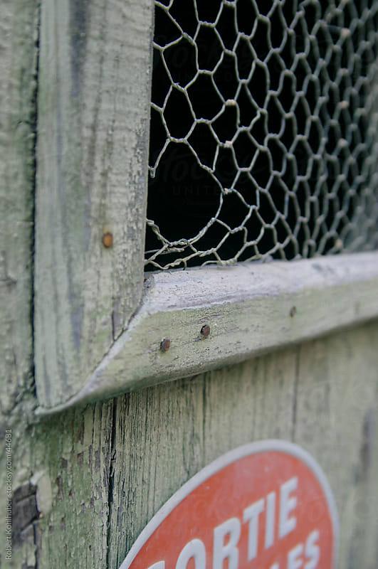 Old door by Robert Kohlhuber for Stocksy United