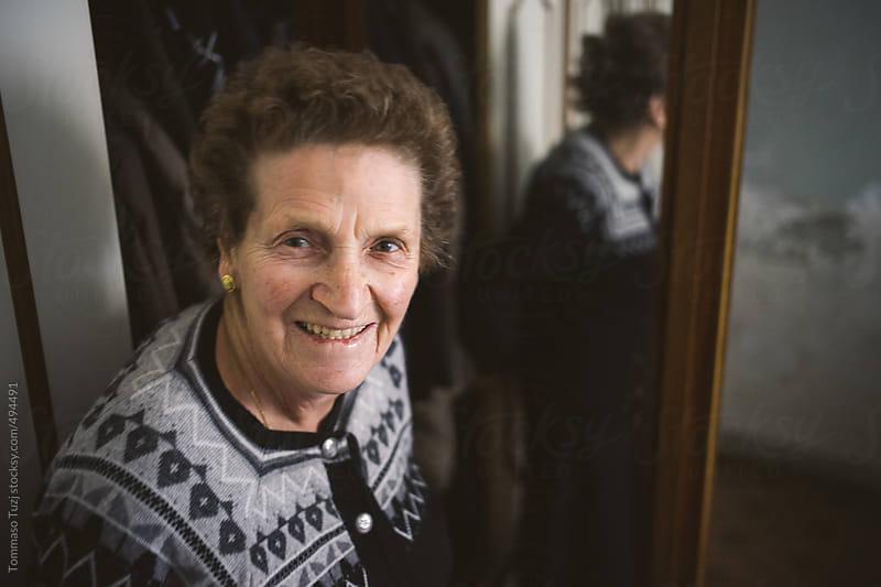 Grandmother by Tommaso Tuzj for Stocksy United