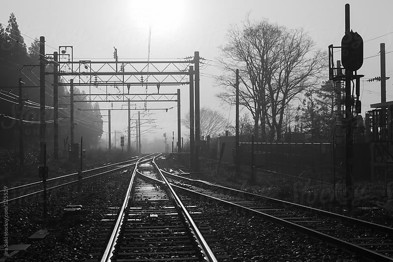 railway by jira Saki for Stocksy United