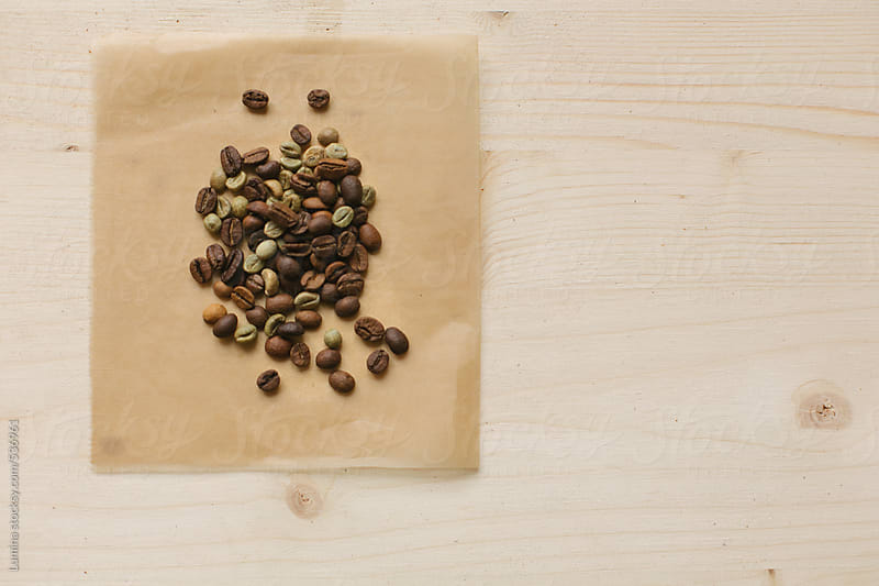 Coffee Beans by Lumina for Stocksy United