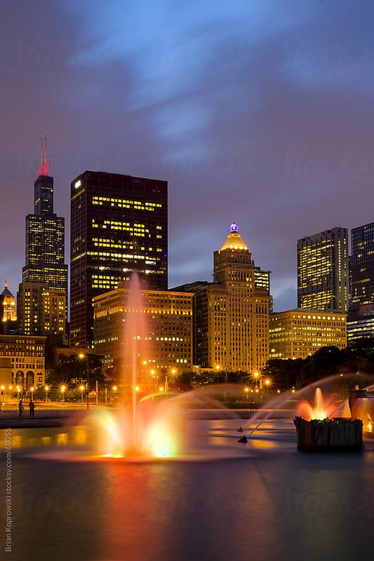 Beautiful Chicago by Brian Koprowski for Stocksy United