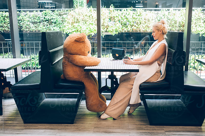 Teddy Date by Lumina for Stocksy United